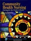 img - for Community Health Nursing 2nd (second) edition book / textbook / text book
