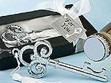 <em>Key To My Heart Collection</em> Key Design Bottle Opener - 50 count