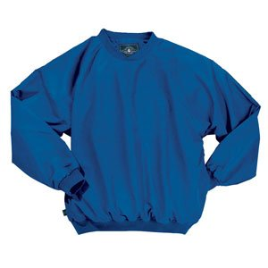 Athletic - Wind Shirt and Water Resistant, Royal by Charles River Apparel