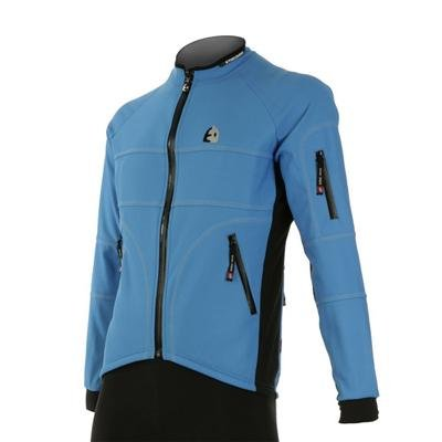 Image of Etxeondo 2008/09 Men's Empro Cycling Jacket - Blue - 52077 (B001I8FGIO)