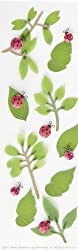 Martha Stewart Crafts Ladybugs and Leaves Stickers