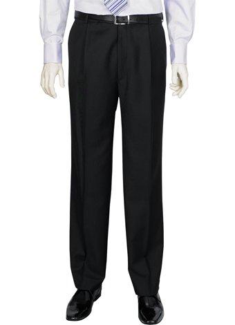 Austin Reed Regular Fit Gaberdine Trousers SHORT MENS 42