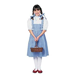 The Wizard of Oz Dorothy Deluxe Child Costume - Kid's Costumes