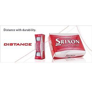 Srixon Distance Golfbälle - 12 Stück (Set 4x3)