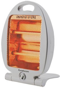 KHT-065 1200W Halogen Room Heater