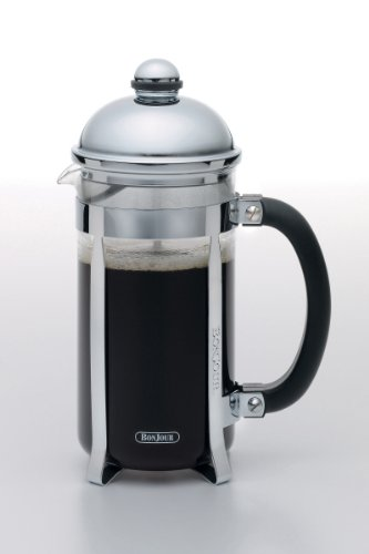bonjour-french-press-maximus-with-flavor-lock-brewing-8-cup-brushed-stainless