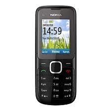 Replacement Black Housing Body Panel For Nokia C1-00