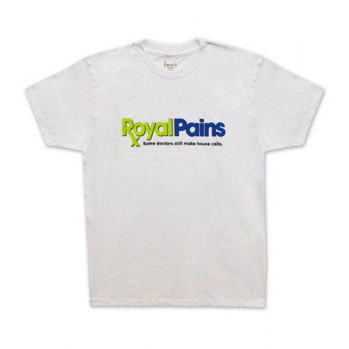 Royal Pains Logo T-Shirt