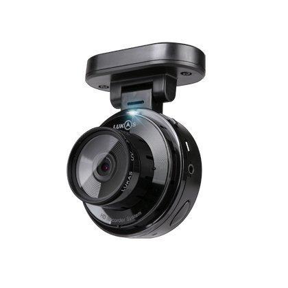 Lukas LK-7900 ARA 1080p Full HD Car Dashboard Camera and Video Recorder with GPS, 32GB