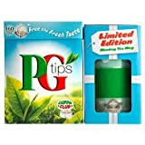 PG Tips 160 Pyramid Teabags 500g with Limited Edition Monkey Tea Mug