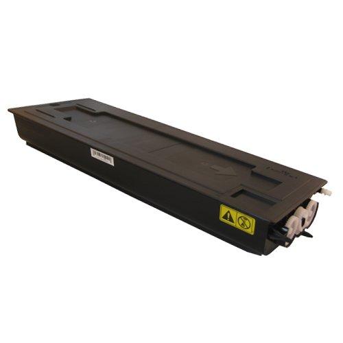 1x Toner-Patrone XXL Schwarz für Kyocera Mita TK-410 KM-1650 KM-1650 KM-1650F 18.000 Seiten PlatinumSerie