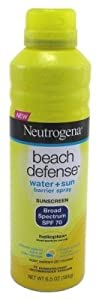 Neutrogena Beach Defense Spf#70 Spray 6.5oz