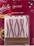 Glade Discreet Decor Blackberry Frost 12g (2 Packs)