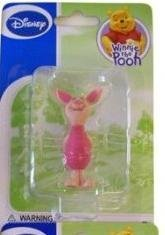 Disney Winnie the Pooh and Friends Piglet Figure by TOONTOY TOY (English Manual)