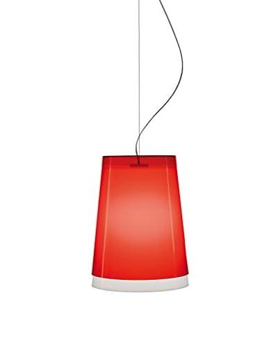 PEDRALI Lámpara De Suspensión L001Saa Rojo
