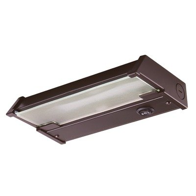 Royal Pacific 8951Bz 120V Xenon Undercabinet Light With 1 20-Watt Xenon Lamp Included, Bronze