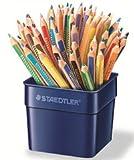 Staedtler Noris Club triplus jumbo pencils, tub 50