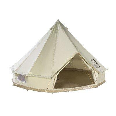 nordisk nando 250 baumwollzelt beige test campingzelt test. Black Bedroom Furniture Sets. Home Design Ideas