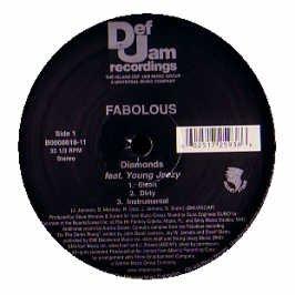 Fabolous - Diamonds/Return of the Hustle - Zortam Music