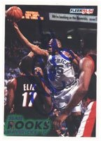 Sean Rooks Dallas Mavericks 1993 Fleer Autographed Hand Signed Trading Card - Nice... by Hall+of+Fame+Memorabilia