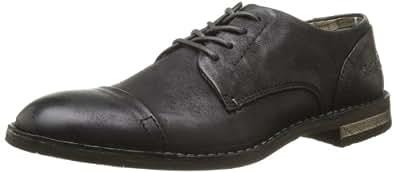 Kickers Edgar, Chaussures de ville homme - Noir, 40 EU