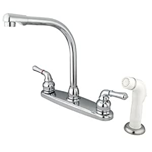 Amazon New Kb751 8 Inch Center Kitchen Faucet With