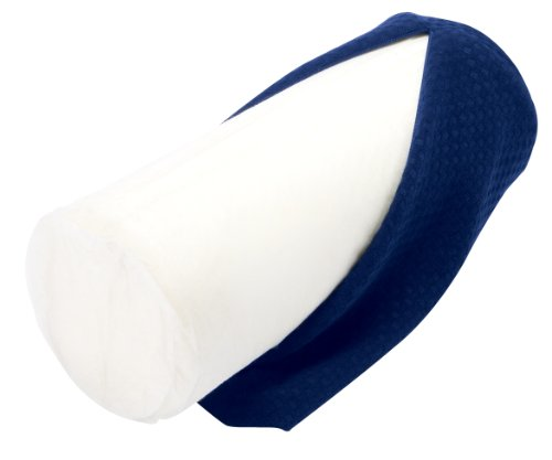 Carex Round Cervical Pillow (Packaging may vary)