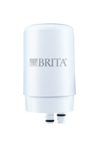 Review Of Brita On Tap Faucet Water Filter System Replacement Filters, White, 1 Count
