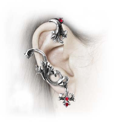Sylvanus Earring - Sold Individually