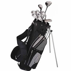 Inferno Complete Lady's Golf Club Set with Stand Bag