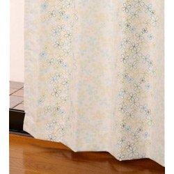 ドレープカーテン ラパス(100×200cm/グリーン)