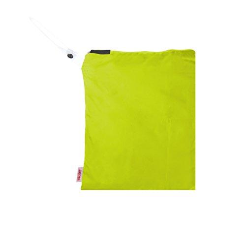 NUBY Washable Wet Bag, Yellow
