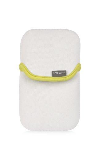 Nintendo DSi, DS Lite - Leaf Carrying Sleeve, weiß-grün, Nintendo DS