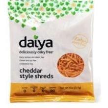 Daiya Cheddar Style Shreds, 5 lb