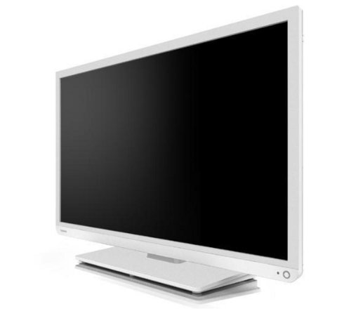 Cercare di prezzi bassi Toshiba 24W1334G EDGE LED TV, HD Ready, USB ...