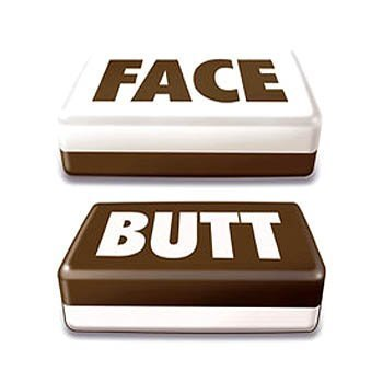 Cheapest Butt Face Soap from Westminster - Free Shipping Available