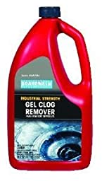 Go-Jo 7036 Gel Clog Remover/Drain Opener, 80 oz Bottle