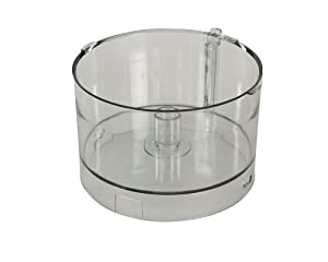 Robot Coupe 117900 2-1/2 Quart Clear Bowl by Prtst