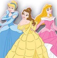 Decorative Foam Wall Hook: Disney Princess (2 Hooks)