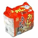 東洋水産 カレーうどん 5食パック