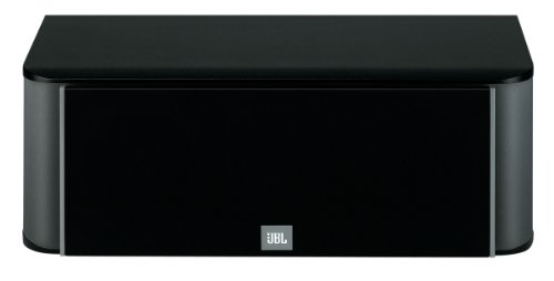"Best Review Of JBL ES25CBK 3-Way, Dual 5 1/4"" Center Channel Speaker - Black"