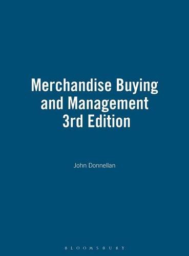 Merchandise Buying and Management (3rd Edition) (Wholesale Merchandise compare prices)