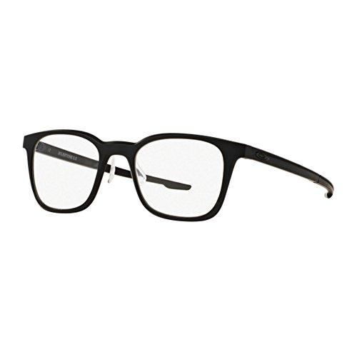 Oakley - MILESTONE 3.0 OX 8093, Geometrico, propionato, uomo, SATIN BLACK(8093-01), 49/19/141