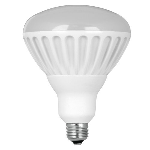 Utilitech 17-Watt (65W) Br40 Soft White (2700K) Led Flood Light Bulb