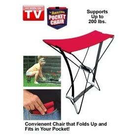Amazing Pocket Chair