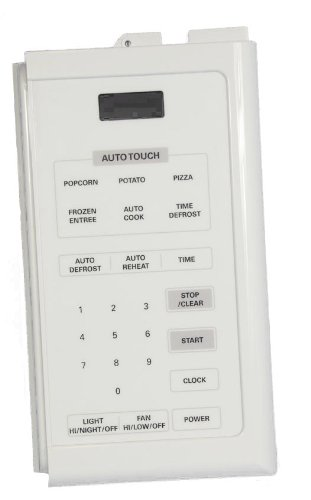 Lg Electronics Agm67064601 Microwave Oven Touchpad And Control Panel