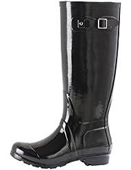 Oakiwear Monumenta Womens Knee High Rain Boots