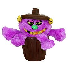 Stinky Little Trash Monsters 5 inch Plush Figure - Yucky