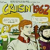 Original album cover of Cruisin' 1962 by Cruisin'