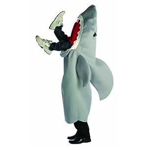 Man-Eating Shark Adult Costume 人食いサメの大人用コスチューム♪ハロウィン♪ STDサイズ